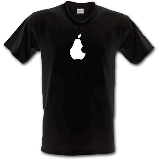 Pear V-Neck T-Shirts