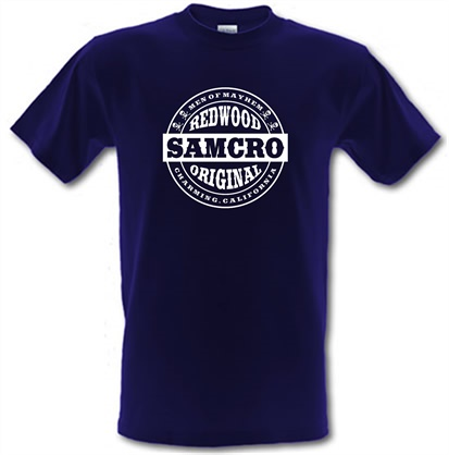 Samcro - Sons Of Anarchy t shirt