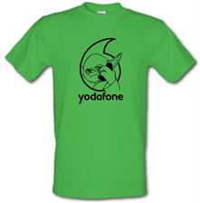 Yodafone t shirt