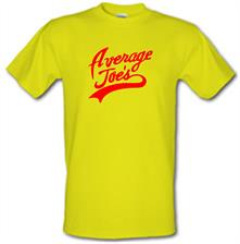 Average Joe's t shirt