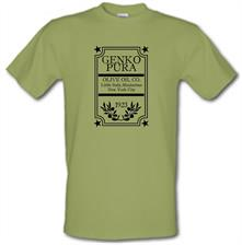 The Godfather - Genko Pura Olive Oil Co. t shirt