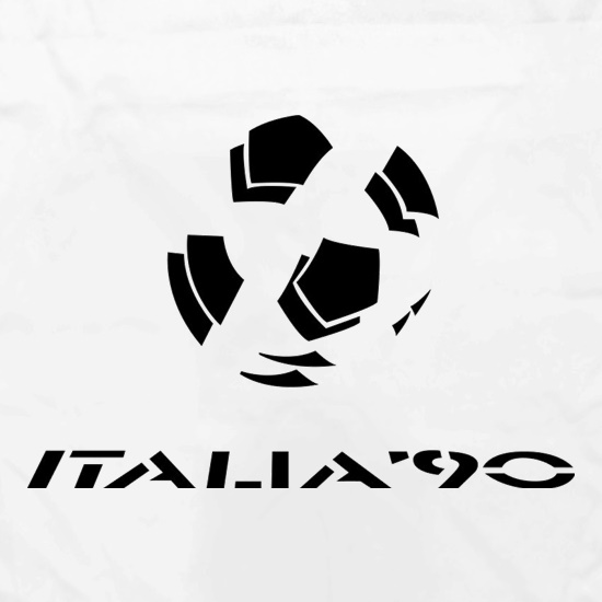 1990 World Cup Italia Apron