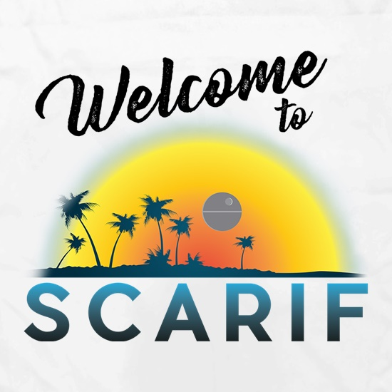 Welcome to Scarif Apron