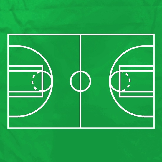 Basketball Court Apron