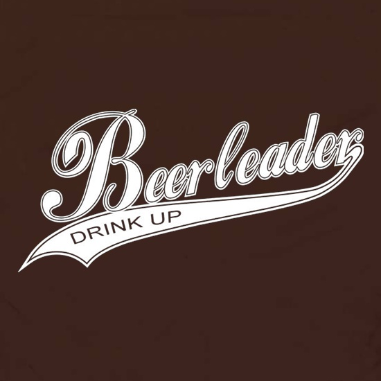 Beerleader Drink Up Apron