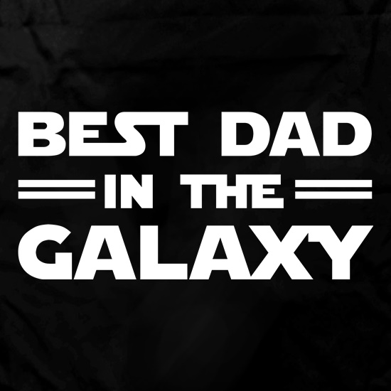 Best Dad In The Galaxy Apron
