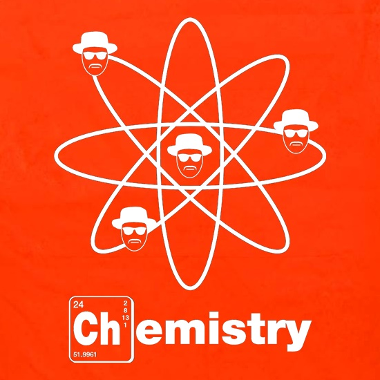Breaking Bad - Chemistry Apron
