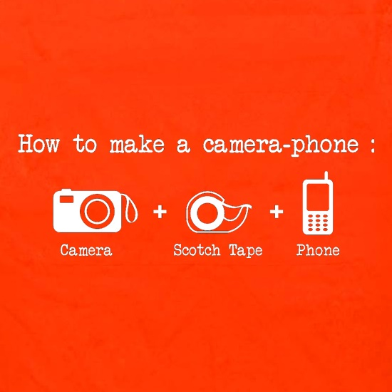 How To Make A Camera Phone Apron