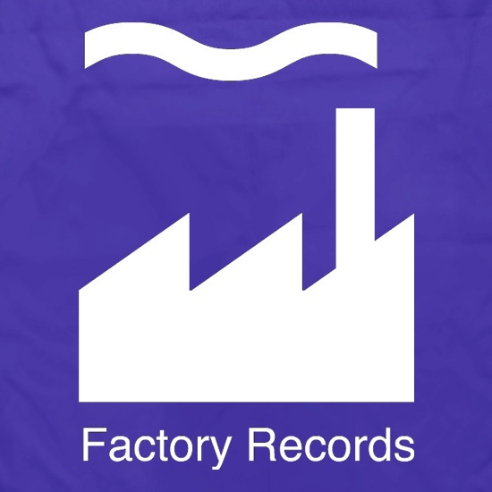 Factory Records Apron