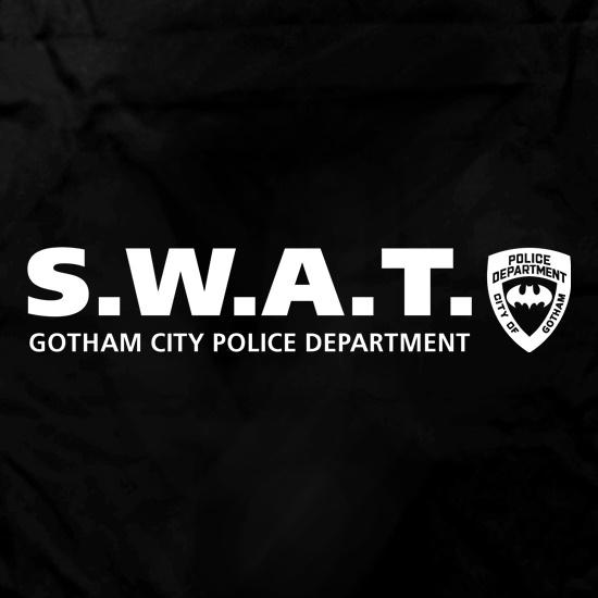 Gotham City Police Department - SWAT Apron