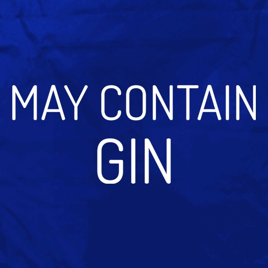 May Contain Gin Apron
