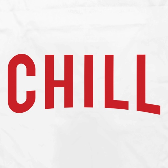 Netflix and Chill Apron