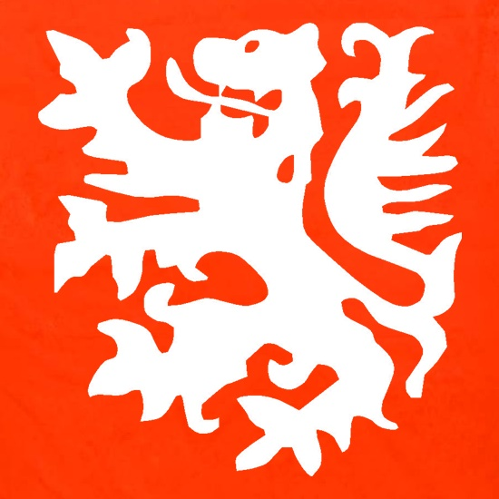 Netherlands Lion Apron