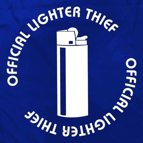 Official Lighter Thief Apron