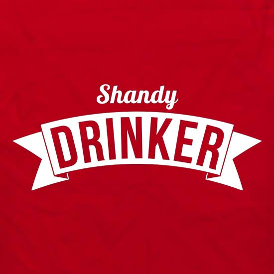 Shandy Drinker Apron