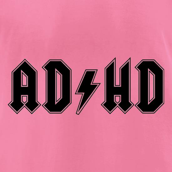 ADHD t-shirts for ladies