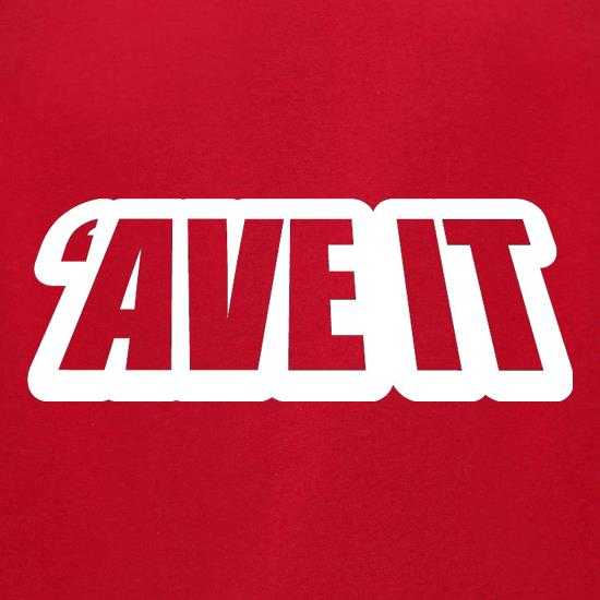 Ave It t-shirts for ladies