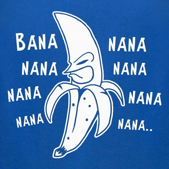 Banananana t-shirts for ladies
