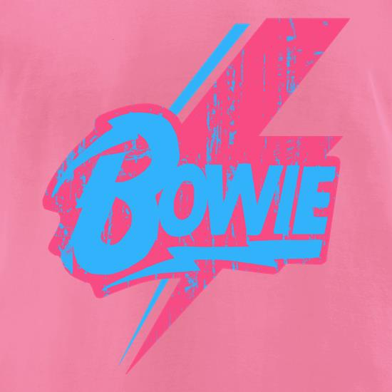 Bowie t-shirts for ladies