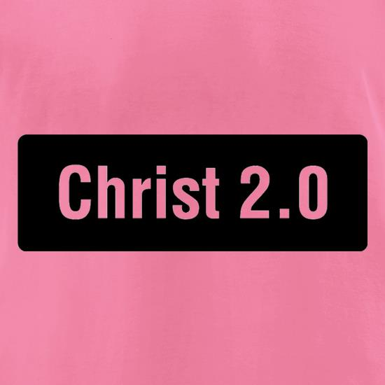 Christ 2.0 t-shirts for ladies