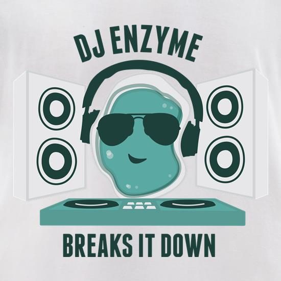DJ Enzyme t-shirts for ladies