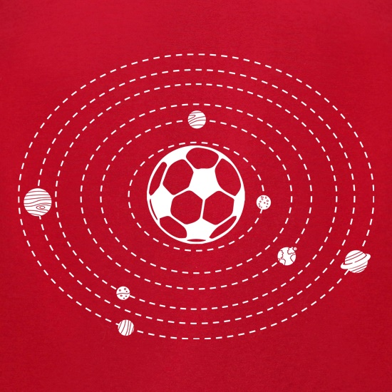 Everything Revolves Around Football t-shirts for ladies