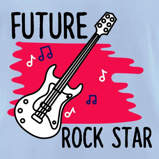 Future Rockstar t-shirts for ladies