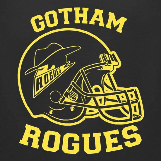 Gotham Rogues t-shirts for ladies