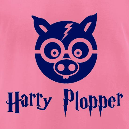 Harry Plopper t-shirts for ladies