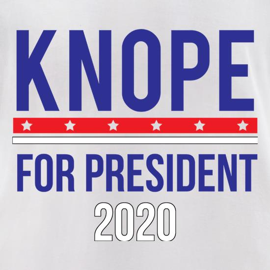 Knope For President t-shirts for ladies