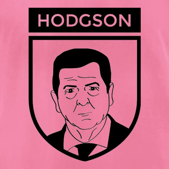 Roy Hodgson t-shirts for ladies