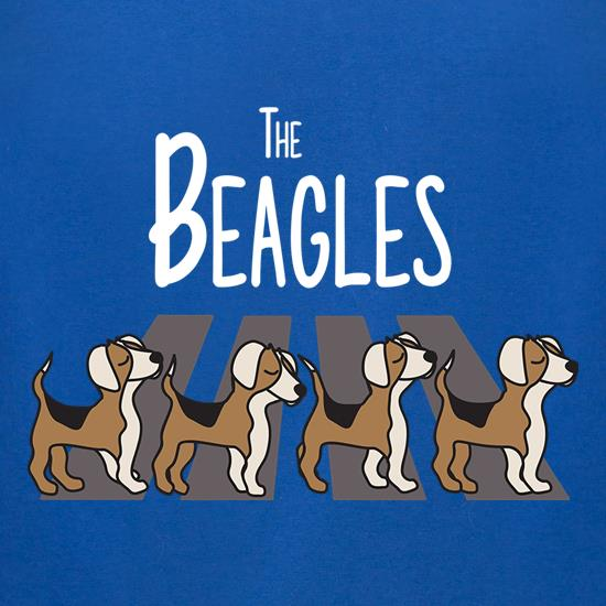 The Beagles t-shirts for ladies