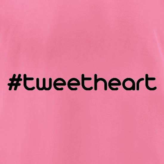 Tweetheart t-shirts for ladies