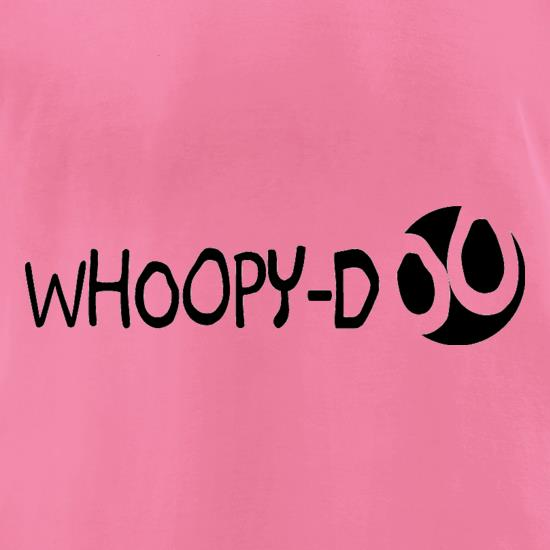 Whoopy-Doo t-shirts for ladies