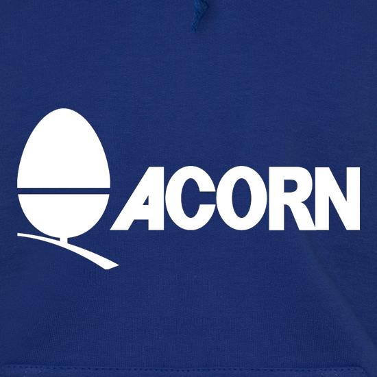Acorn Computers Hoodies