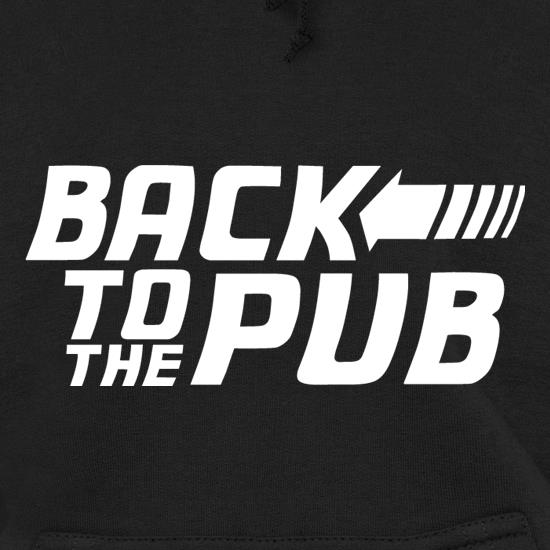 Back To The Pub Hoodies