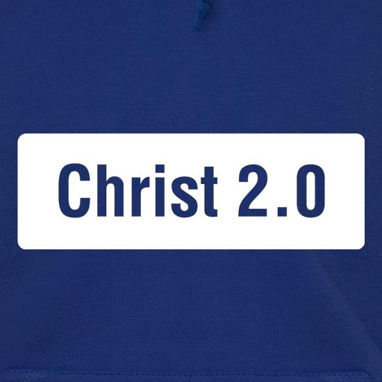 Christ 2.0 Hoodies