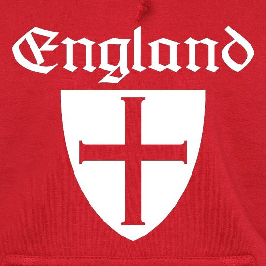 England Shield Hoodies
