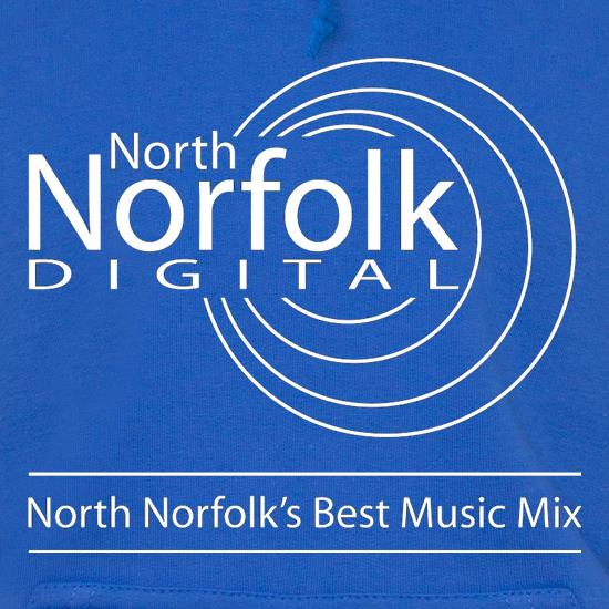North Norfolk Digital Hoodies