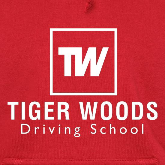 Tiger Woods Driving School Hoodies