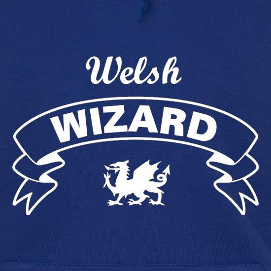 Welsh Wizard Hoodies