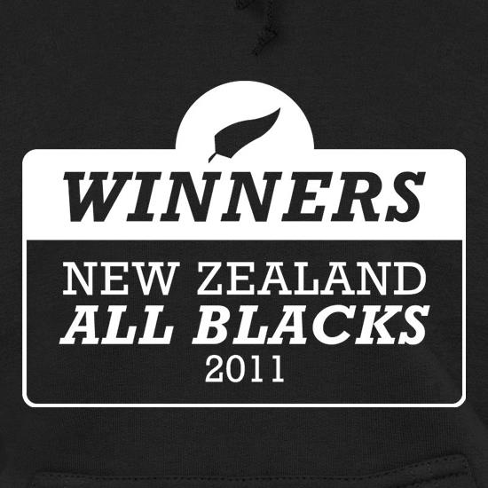 Winners New Zealand All Blacks Hoodies