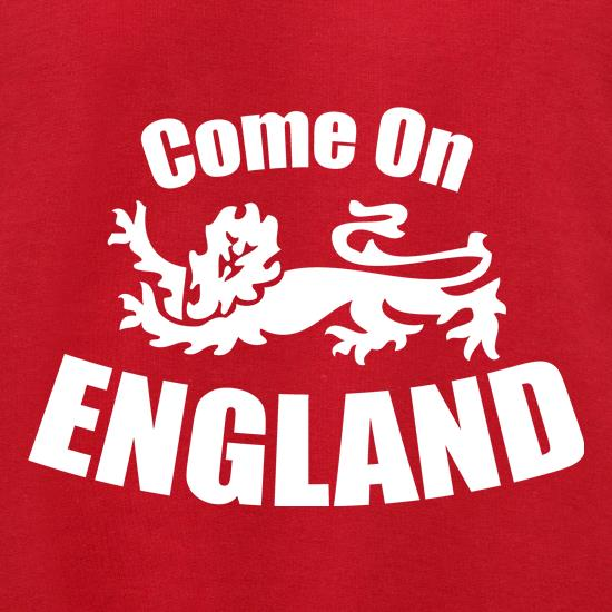 Come On England Jumpers