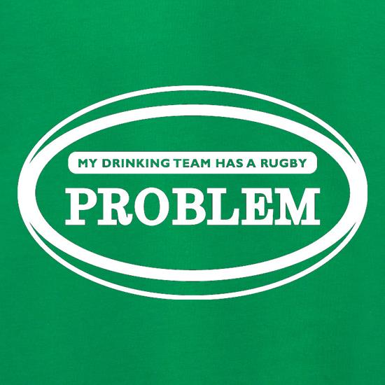 My Drinking Team Has A Rugby Problem Jumpers