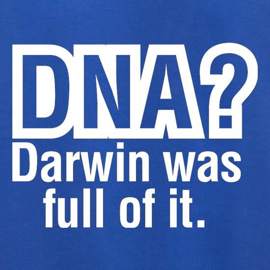 DNA Darwin Was Full Of It Jumpers
