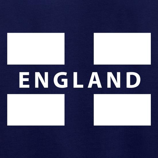 England Flag Jumpers