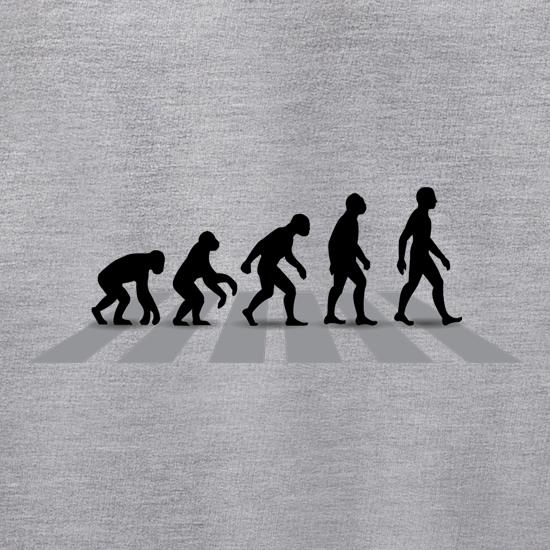 Evolution Of Man Abbey Road Jumpers