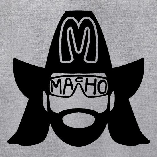 Macho Man Randy Savage Jumpers