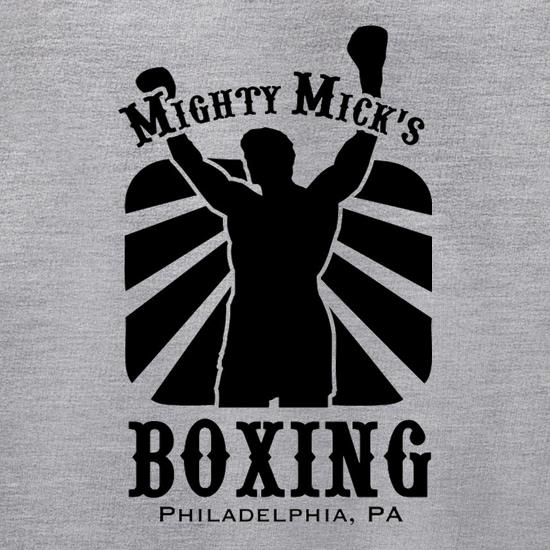 Mighty Micks Boxing Jumpers