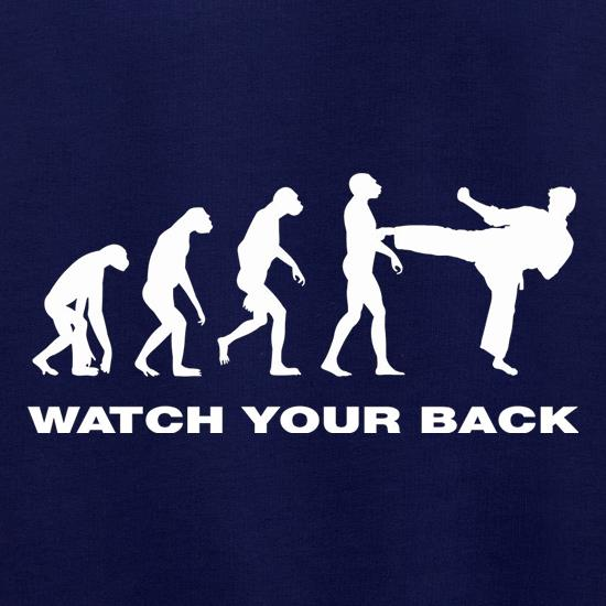 Watch Your Back Evolution Jumpers